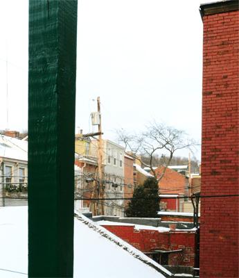 green-pole