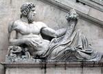 Tiber-sculpture