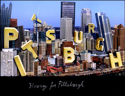 Hooray-for-Pittsburgh-by-Duane-MichalsA