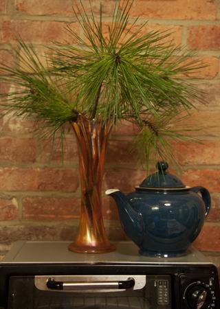 pine-boughs